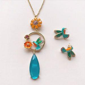 Hummingbird Necklace
